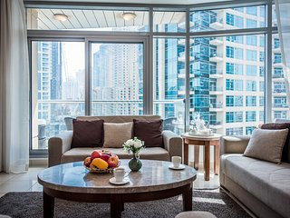 Style and Luxury in the heart of Dubai Marina
