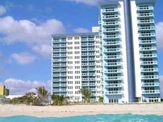 Oceanfront One Bedroom Condo - Miami Beach