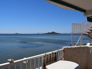 Apartamento en la Manga frente al mar Menor