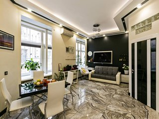 Design apartment near the Kremlin