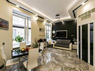 GorodM Design apartment near the Kremlin