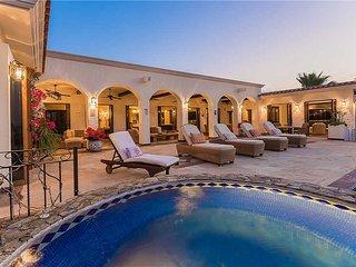 Hacienda-Style Luxury & Ocean Views at Villa Reino in Puerto Los Cabos