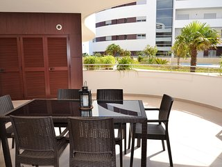 Porto de Mos Beach Condominium, Ground Floor Pool View (PS1)