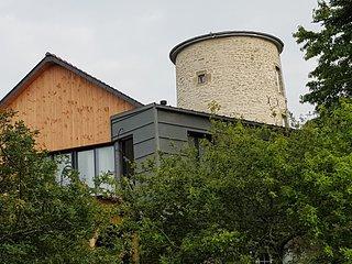Maison en bois sur pilotis - Au coeur de la nature