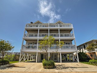 Wrightsville Beach Townhome-Steps to Beach & Pier!