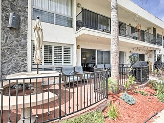 San Diego Condo w/ Fiesta Bay Views, Walk to Beach