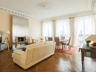 Luxury 3 bedrooms - close to Galeries Lafayette
