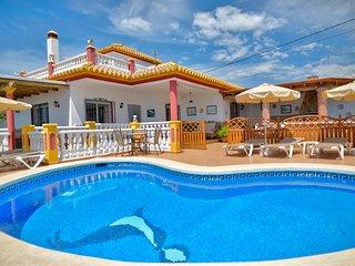 Villa con piscina y vistas increíbles Ref.252172