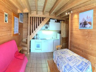 chalet 9 pers. 75 m²  Sud
