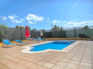 Villa Walnut, Villa con Piscina y Hermosas Vistas