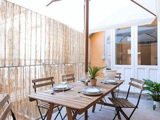 Appartamento Darsena with terrace