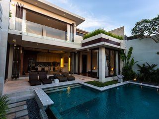 Villa Portsea 2 bedroom villa in Seminyak Bali
