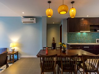 Indochine urban retreat 3 bedrooms in the heart of Saigon