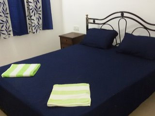 DELUXE DOUBLE ROOM AT HOTEL SWATI