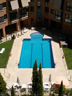 ATICO PENTHOUSE PARKING POOL IFEMA REAL MADRID