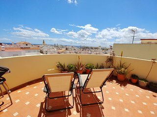 Penthouse with Stunning Views of Estepona