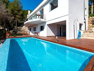 4 bedroom Villa in Cunit, Catalonia, Spain : ref 5643994