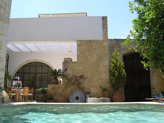 5 bedroom Villa in Maroulas, Crete, Greece : ref 5248646