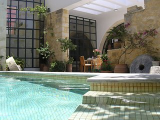 5 bedroom Villa in Maroulas, Crete, Greece : ref 5248646