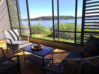 Cozy and lazy apartment near the Saimaa lake.