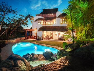 Casa Carino | New Oceanview Gem - Sayulita Perfection - 2 blocks Beach & Plaza