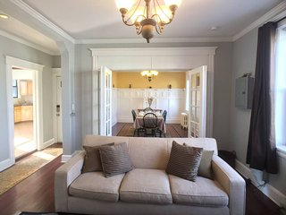 Beautiful 3BR Apartment, 25 min to Manhattan
