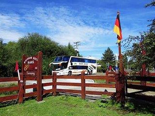 Camping caravan park hans diseñado para casas rodantes , motorhome , camper y ca
