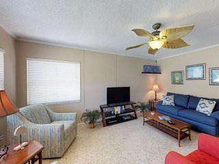 NEW LISTING! Spacious family home - walk to beach, Cocoa Beach Pier, and more!