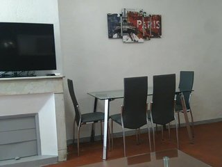 Apartment in the center of Cannes with Internet, Air conditioning, Washing machi