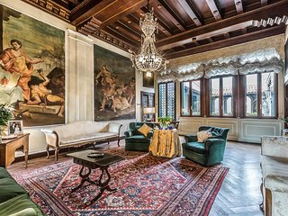 Apartment in the center of Venice with Internet, Air conditioning, Terrace, Wash