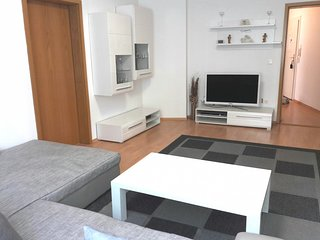 Spacious apartment very close to the centre of Hanover with Parking, Internet