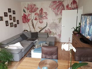 Apartment in Hanover with Internet, Parking, Washing machine (1002548)