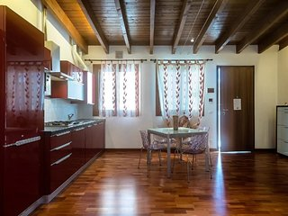 Cozy house close to the center of Venice with Internet, Washing machine, Air con