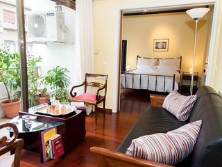Apartment in Athens with Internet, Air conditioning, Terrace, Washing machine (7