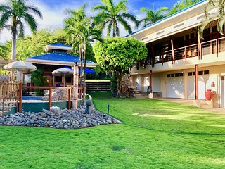Ocean Oasis! Pacific Sea,Tambor Costa Rica! Garden,Lake & Golf views! Sleeps 10