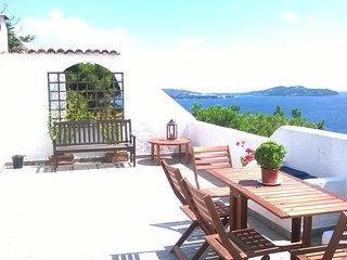 Villa Fanari with Panoramic Sea Views