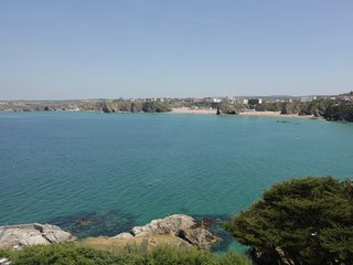 PENTOWAN, harbour views, close to beach, in Newquay, Ref: 985870
