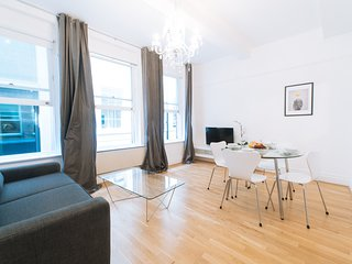 127. BEAUTIFUL 1BR FLAT BY HOLBORN - CHANCERY LANE WITH PRIVATE PATIO
