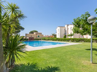 2 bedroom Apartment in Calella de Palafrugell, Catalonia, Spain : ref 5223679