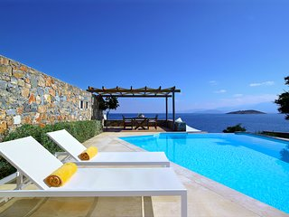 3 bedroom Villa in Pissidos, Crete, Greece : ref 5644126