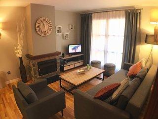 Centro de Benasque. Apartamento PIOLET (4+2 plazas).