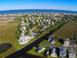 Bethany beach home with your own private dock