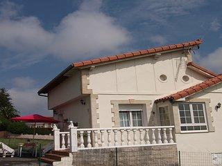 Alquiler de casa individual en Santander
