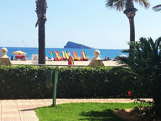 Beautiful Beachfront Apartment Levante Beach SkyLine Benidorm