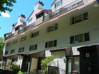3 Bedroom Riverfront Vacation Condo in Lincoln Near Loon Mountain Resort and Ski