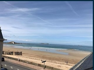 Location Appartement Beach Saint Malo
