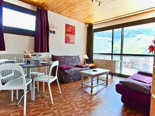 Bel appartement lumineux pour 4 personnes avec 1 chambre