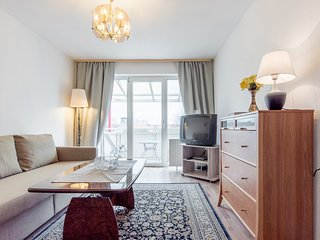 Spacious apartment in Hanover with Internet, Washing machine, Balcony