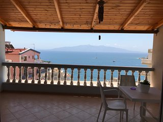 Saranda home with a stunning view