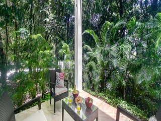 Surrounded by Jungle Foliage - Serene Garden Condo